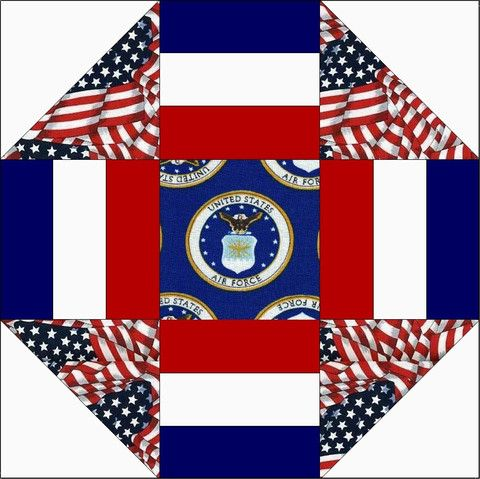 17 Best Images About Military Patriotic Quilts On