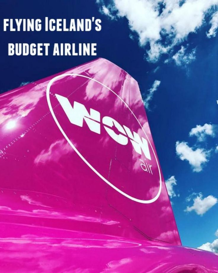 WOW air   What it's like to fly the budget airline