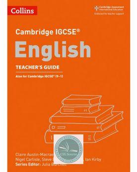 Cambridge IGCSE® English Teacher's Guide paperback
