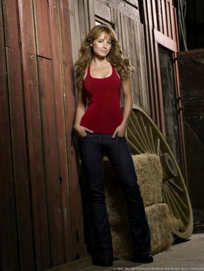 Smallville Season 7 – Erica Durance as Lois Lane