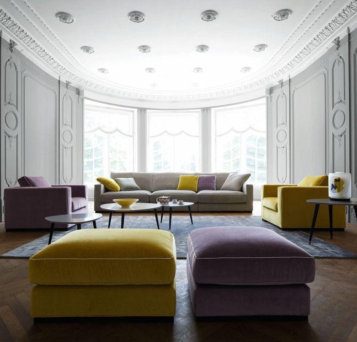 roche bobois d coration meubles canap s design sofas pinterest salons living rooms. Black Bedroom Furniture Sets. Home Design Ideas