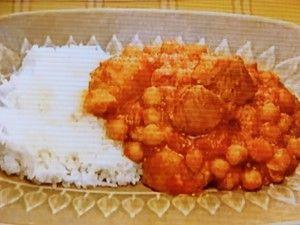 おさらいキッチン | ZIP!速水もこみちのMOCO'Sキッチン「もこみち流 豚バラ肉とひよこ豆のスパイス煮込み」のレシピby速水もこみち 2月3日