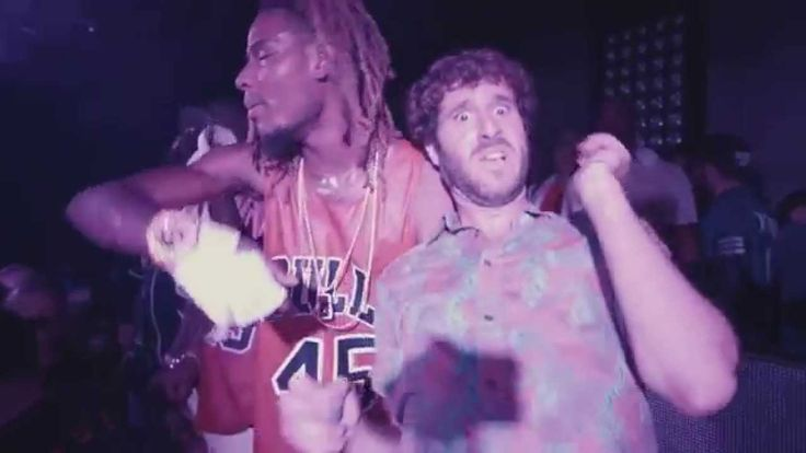 """Not sure I can really call this """"Hip Hop"""" but...... Lil Dicky - $ave Dat Money feat. Fetty Wap and Rich Homie Quan"""