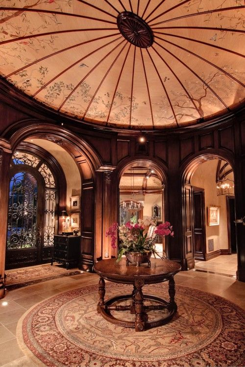 Luxury Foyer Table : Best images about luxury entrance foyer on pinterest