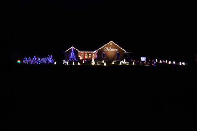 H- Holiday light shows are a great way to celebrate the Christmas holiday with people. You simply get to drive in and look around at the beautiful Christmas lights in the comfort of your own car. They are very cheap, also. One that I know of is Blue Creek Christmas in center point. It's not too far of a drive and the experience is wonderful. Their website is https://m.facebook.com/bluecreekchristmas/ and the neighborhood it's located in is blue creek ct. ~Lexi
