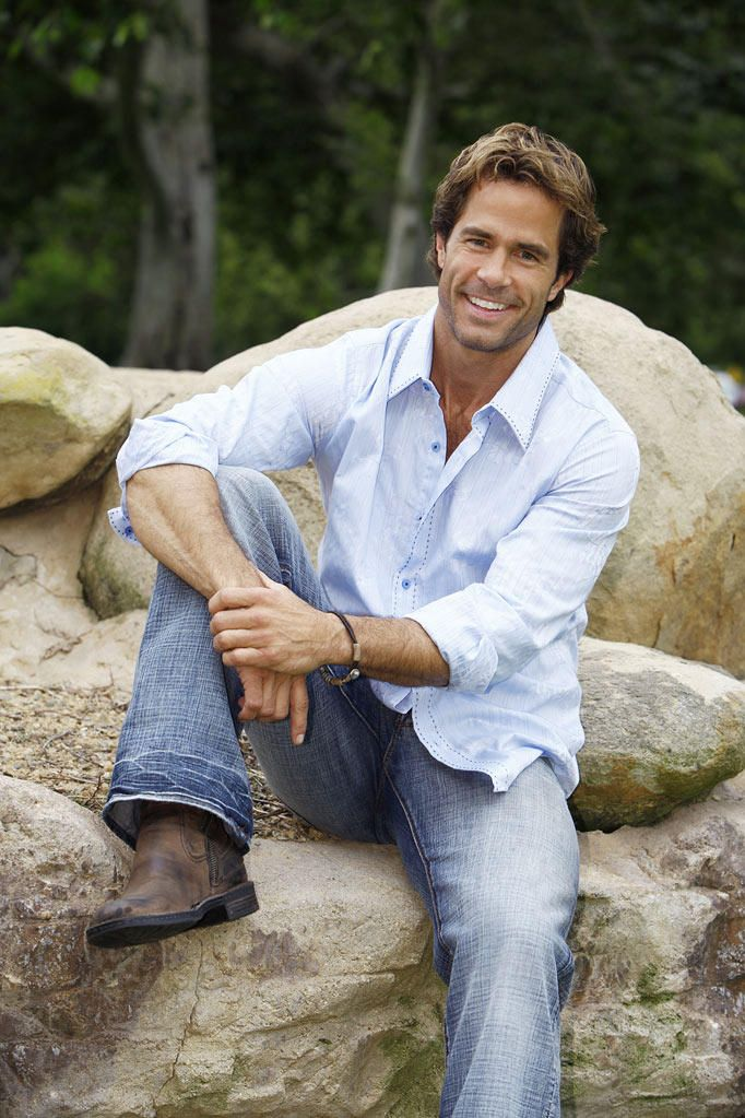 "Shawn Christian stars as Dr. Daniel Jonas on ""Days of Our Lives."""