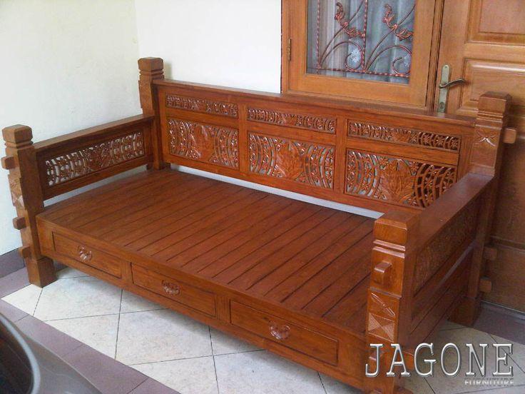 BANGKAU GAJAH JATI BERKUALITAS DARI JEPARA Jual furniture jati berkualitas dari meubel jepara, kami men jual furniture jati berkualitas dengan desain terbaru, dan salah satunya adalah bangkau ja...
