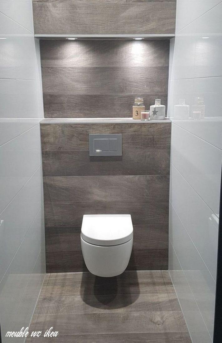 10 Meuble Wc Ikea In 2020 Toilet Design Small Toilet Design Bathroom Interior Design