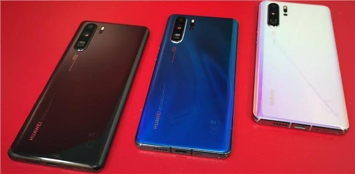 تسريب صورة حية لهاتف هواوي P30 Pro Life Images Huawei Product Launch