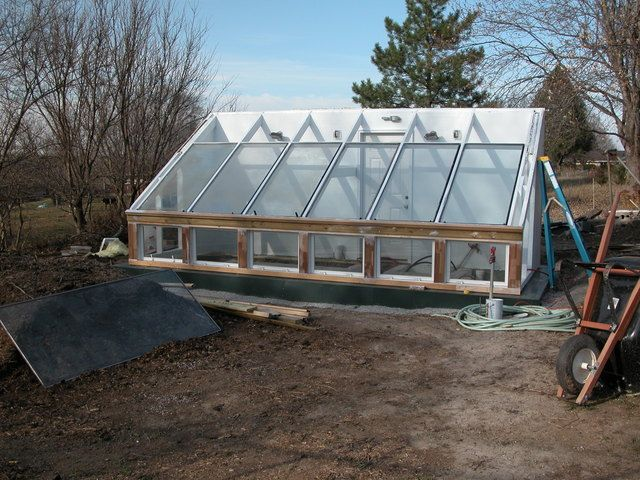 1000 images about gardens greenhouses on pinterest for Pole barn greenhouse