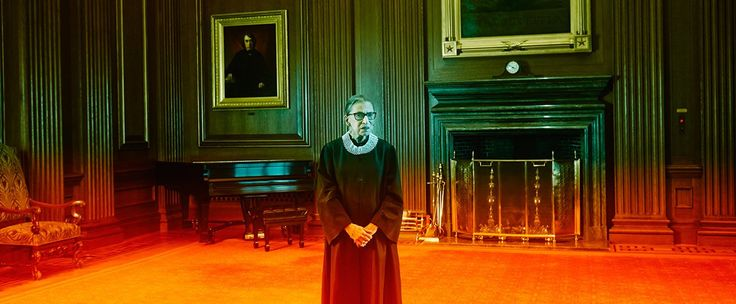 """Ruth Bader Ginsburg, New Republic article """"The feminist icon has some choice advice for other women."""""""