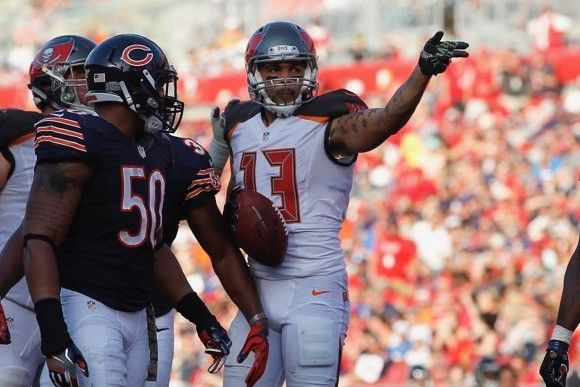 Buccaneers Evans says he will end protest of election = TAMPA — Tampa Bay Buccaneers wide receiver Mike Evans says he will begin standing again for the National Anthem on Sunday when the Buccaneers play their next game against the Kansas City Chiefs. Evans sat for.....