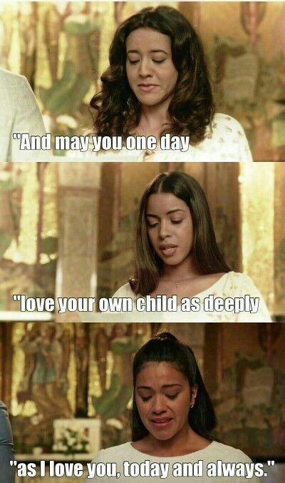 "#JaneTheVirgin 2x03 ""Chapter Twenty-Five"""