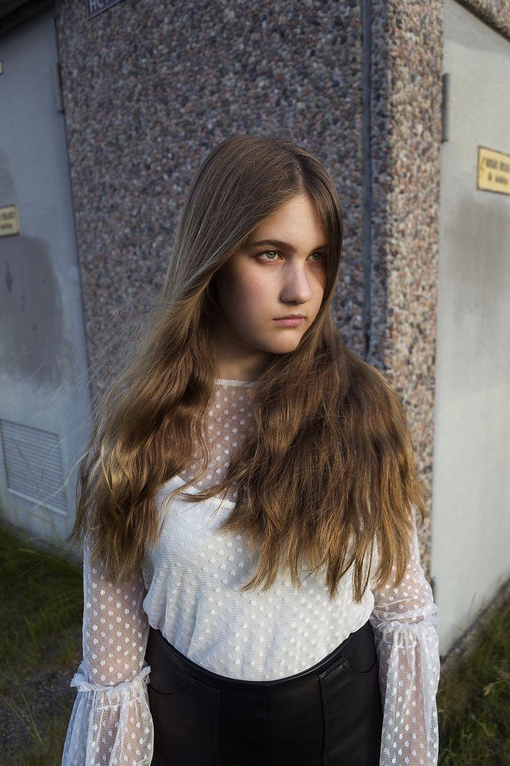 Portrait #7 Clara, June 2017 #fashion #photography