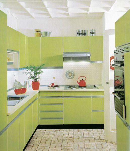 Las 25 mejores ideas sobre Küche 70er en Pinterest Darf er das - nolte küchen zubehör