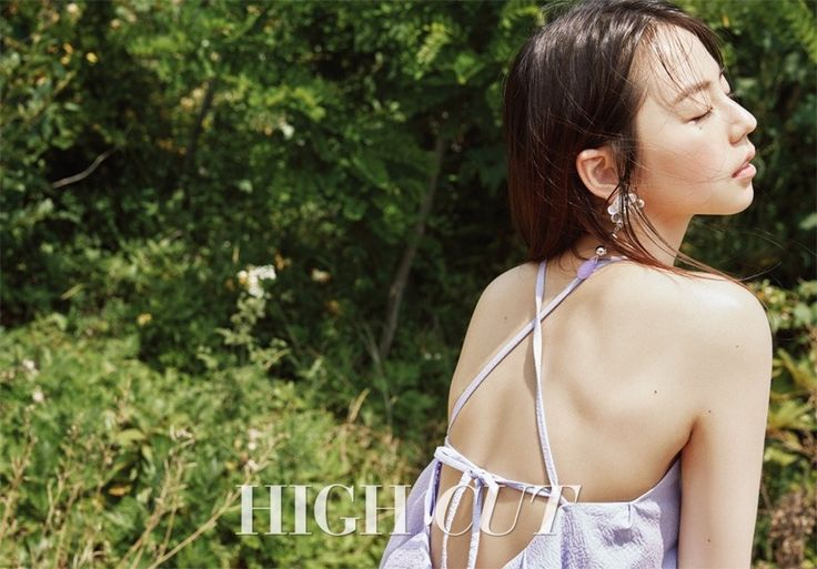 Sohee for High Cut Korea Vol. 200.