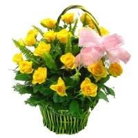 http://www.sofiaraj.com/flowers/send_yellow_roses_online