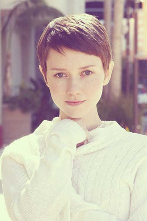 Groovy 17 Best Ideas About Super Short Pixie On Pinterest Really Short Short Hairstyles Gunalazisus