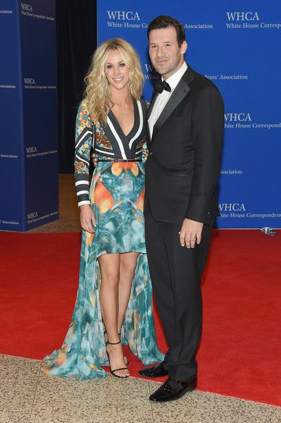 Tony Romo Photos Photos - Candice Crawford and NFL player Tony Romo attend the 101st Annual White House Correspondents' Association Dinner at the  Washington Hilton on April 25, 2015 in Washington, DC. - 101st Annual White House Correspondents' Association Dinner - Inside Arrivals