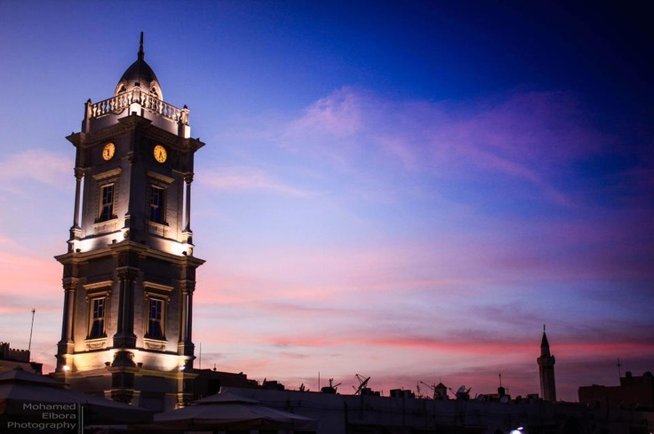 Clock Tower  Tripoli , Libya
