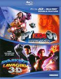 Spy Kids 3-D: Game Over/The Adventures of Sharkboy and Lavagirl 3-D [2 Discs] [3D] [Blu-ray] [Blu-ray/Blu-ray 3D]