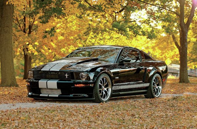 2007 #Ford #Mustang #Shelby #GT