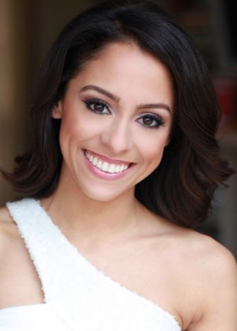 Gabriela Garcia, Miss Hollywood 2014