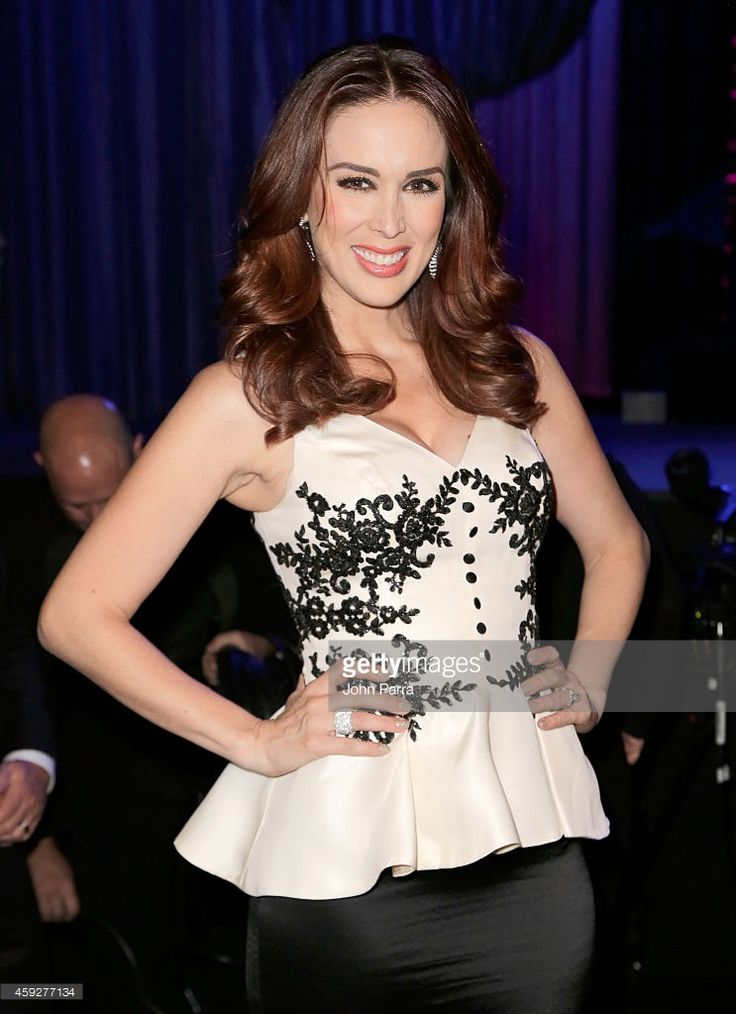 Actress Jacqueline Bracamontes attends the 2014 Person of the Year honoring Joan Manuel Serrat at the Mandalay Bay Events Center on November 19, 2014 in Las Vegas, Nevada.