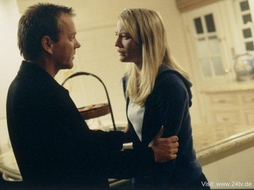 Jack Bauer and Kate Warner Season 2 of 24