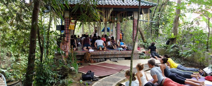 14 BEST Yoga spots in and around Bali - The Bali Bible