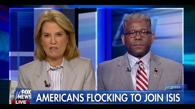 Allen West • The Battle With ISIS is World War IV (Greta on Fox News 05/19/2015)