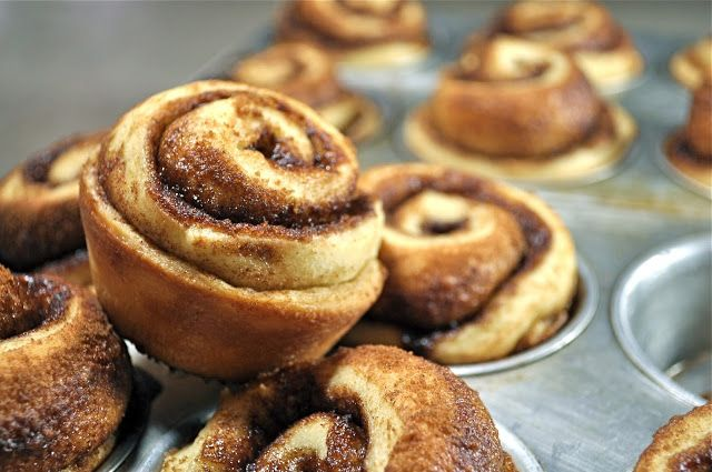 mymommy.gr | Μαμά και Παιδί : Τα πιο εύκολα ρολάκια κανέλας με ψωμί του τοστ σε ...