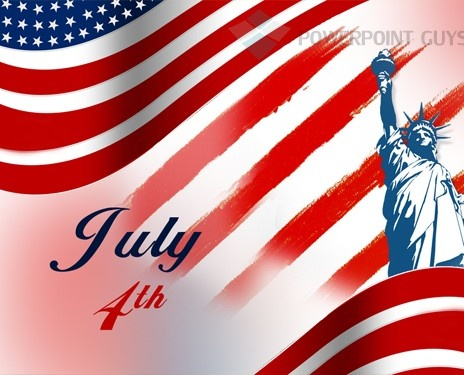 21 best americana powerpoint templates images on pinterest role july4 celebrations powerpoint template toneelgroepblik Image collections