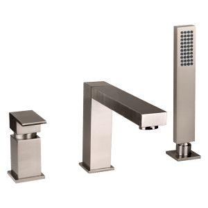 20037 - Gessi Rettangolo 3 Piece Bath Set - Bathroom