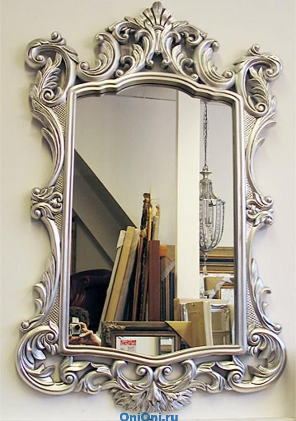 рама для зеркала в стиле барокко
