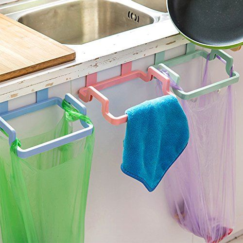 Banana Hanger Hook Under Cabinet Works w Towels Apron Kitchen Organizer Gadget *** Read more  at the image link.