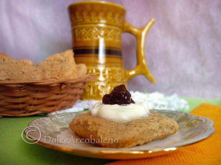 Oatcakes per San Patrizio, biscotti irlandesi.
