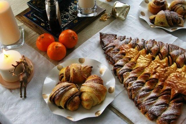 ヨーロッパで話題になっているツリーをモチーフとしたツリーパイは、作り方がとっても簡単。クリスマスフードの一品として加えたくなるフォトジェニックなパイをご紹介いたします。