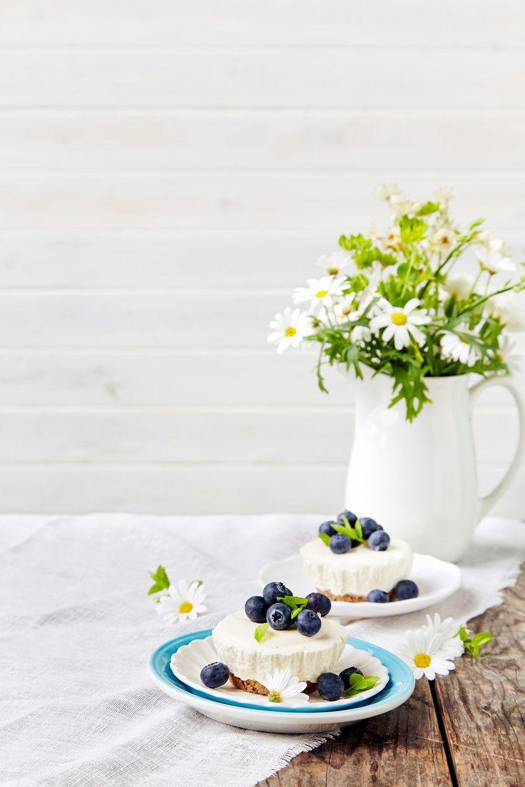 Pienet juustokakut | K-ruoka #itsenäisyyspäivä #juhlapöytään