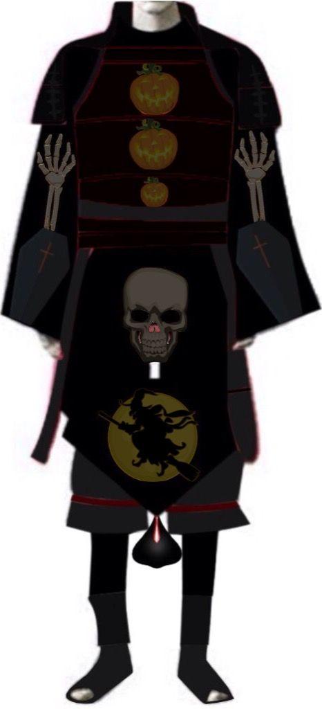 Umineko no naku koro ni Madara Cosplay Costume