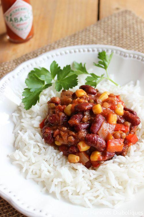 Chili végétarien (3)