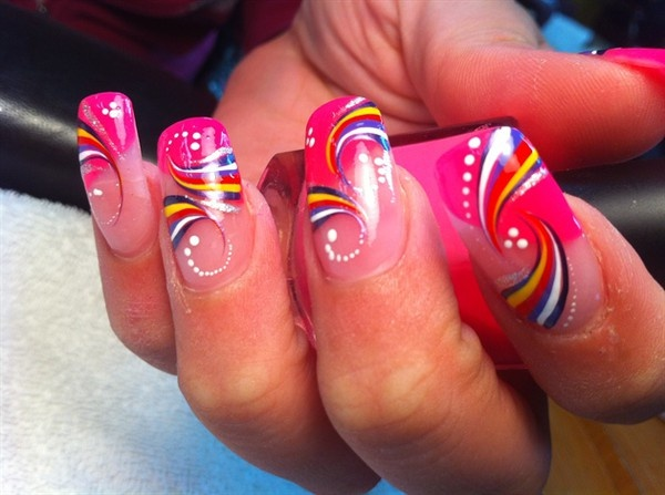 Nail art , I also wanted to show you a solution that worked for me! I saw this new weight loss product on CNN and I have lost 26 pounds so far. Check it out here http://weightpage222.com