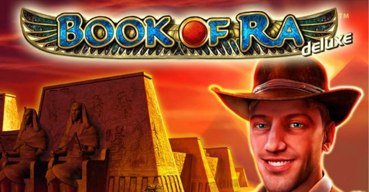 Book of Ra – Free online slot machine