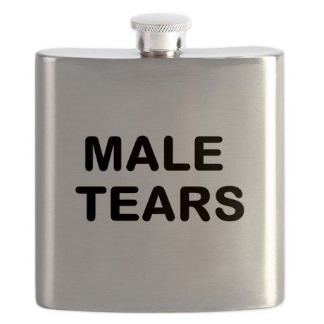 Male Tears Flask | Community Post: 19 Amazing Gifts Every Feminist Will Absolutely Love