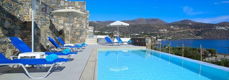 L'hôtel IBEROSTAR Mirabello Beach & Village, Crète en Grèce