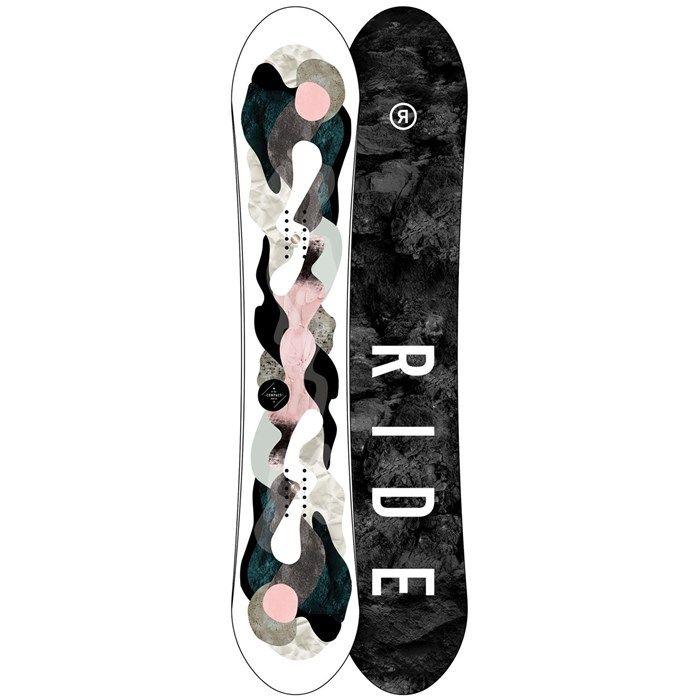 Ride - Compact Snowboard - Women's 2018