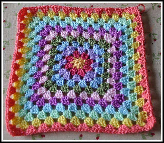Granny Square   Flickr – Compartilhamento de fotos!