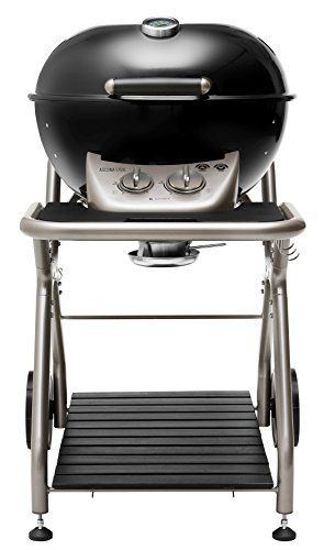 Outdoor Chef 18.127.96 Ascona Gas Barbeque - Dark Grey