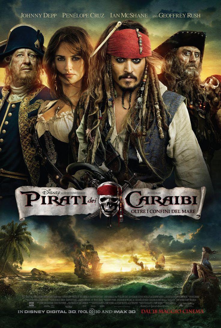 Non è la destinazione, ma il viaggio che conta - Jack - Pirati dei Caraibi - Oltre i confini del mare