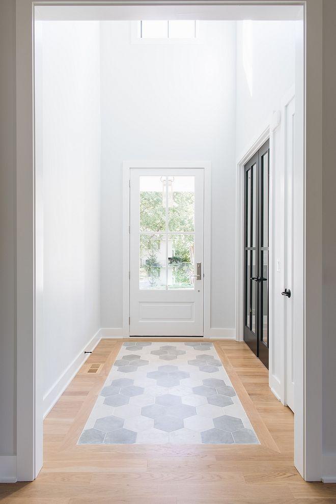 tile runner foyer tile ideas foyer with